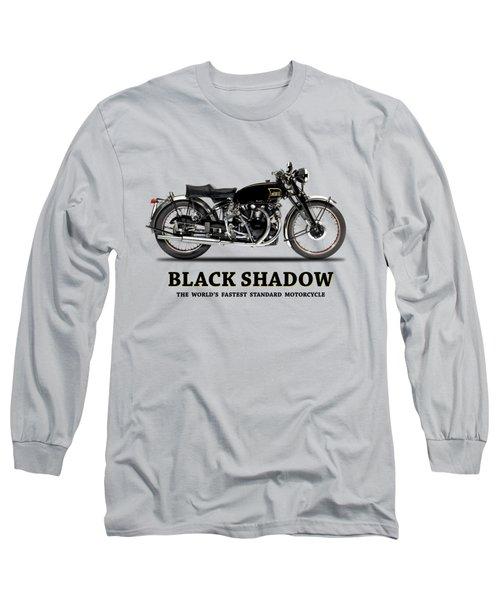 Vincent Black Shadow Long Sleeve T-Shirt