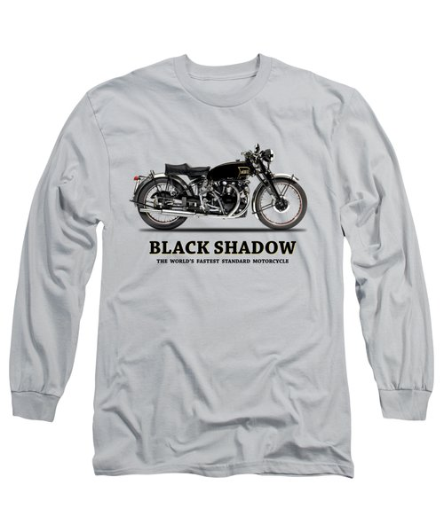 Vincent Black Shadow Long Sleeve T-Shirt