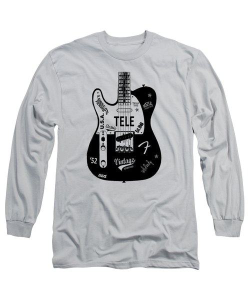 Fender Telecaster 52 Long Sleeve T-Shirt