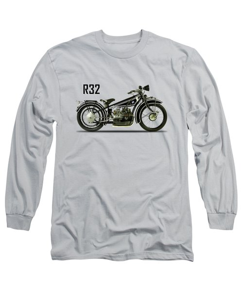 The R32 Motorcycle Long Sleeve T-Shirt