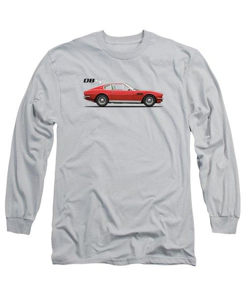 Aston Martin Dbs 1971 Long Sleeve T-Shirt