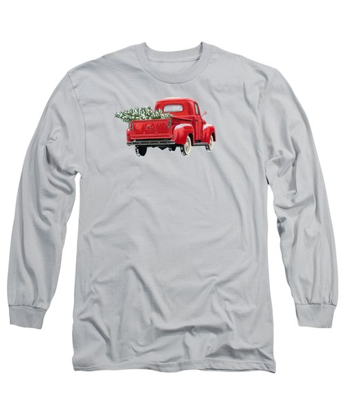 The Road Home Long Sleeve T-Shirt by Sarah Batalka