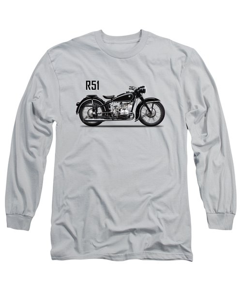 The R51 Motorcycle Long Sleeve T-Shirt