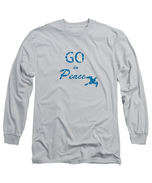 River Blue Long Sleeve T-Shirt