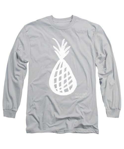 Indigo Pineapple Party Long Sleeve T-Shirt