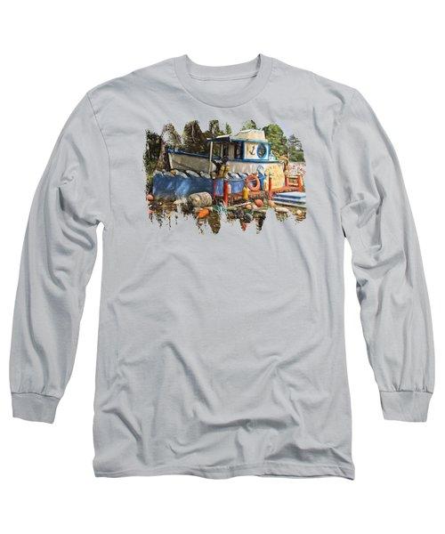 Capn Kip Long Sleeve T-Shirt