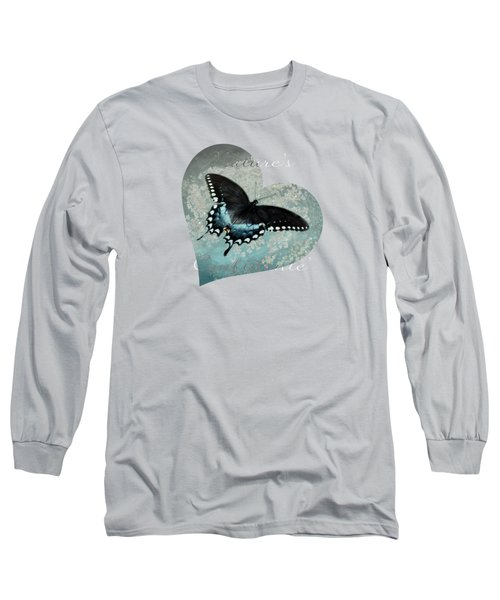 Confidante  Long Sleeve T-Shirt