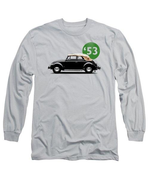 Beetle 53 Long Sleeve T-Shirt by Mark Rogan
