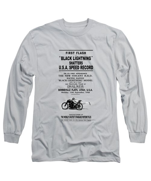 Rollie Free Flying Mile Long Sleeve T-Shirt