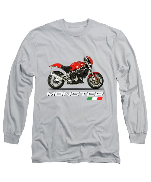 Ducati Monster S4 Sps Long Sleeve T-Shirt