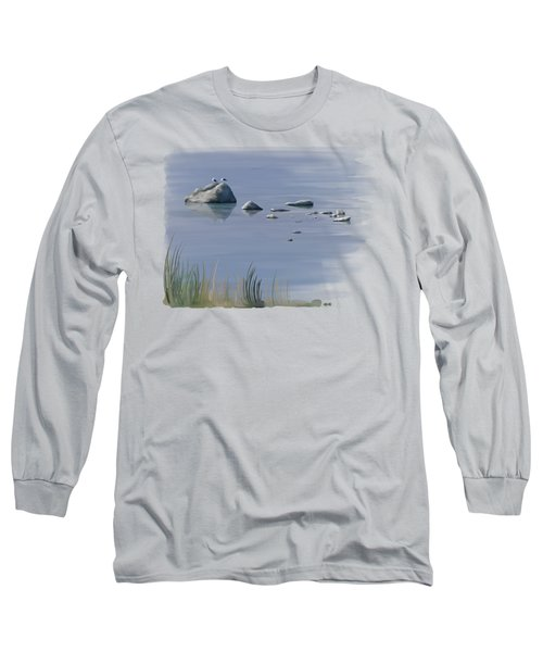 Gull Siesta Long Sleeve T-Shirt by Ivana Westin