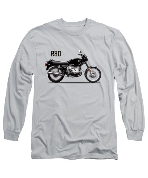 The R80 Motorcycle 1978 Long Sleeve T-Shirt