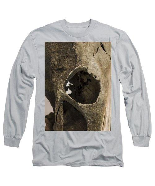 Skully Long Sleeve T-Shirt by Samantha Thome