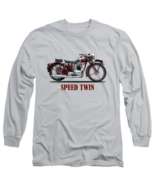 Speed Twin 1939 Long Sleeve T-Shirt