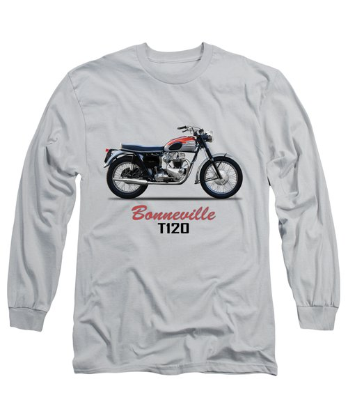 Bonneville T120 1962 Long Sleeve T-Shirt