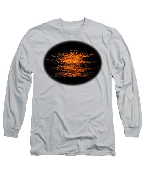 Shimmer Long Sleeve T-Shirt by Linda Hollis