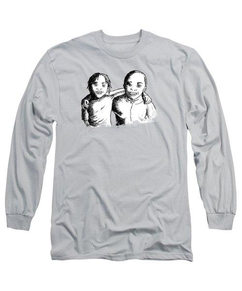Great Friends Long Sleeve T-Shirt