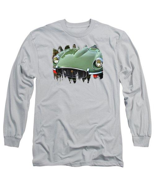 Mint Jaguar Long Sleeve T-Shirt