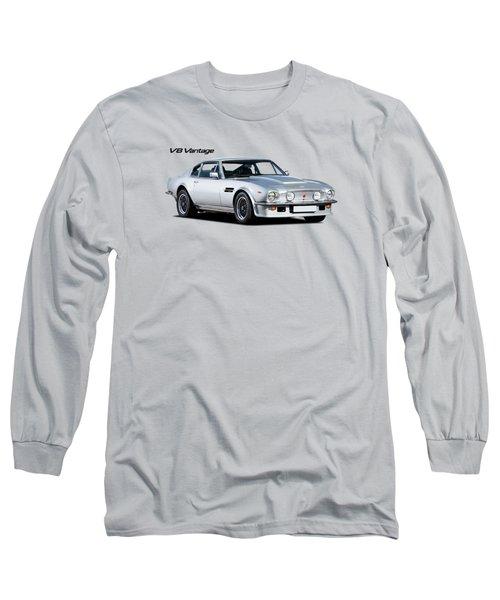 The V8 Vantage Long Sleeve T-Shirt