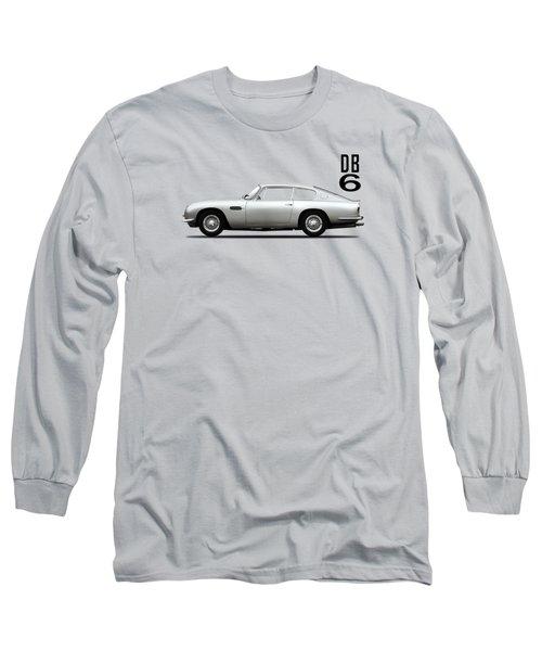 The Aston Db6 Long Sleeve T-Shirt