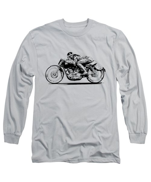 Faster Faster Long Sleeve T-Shirt