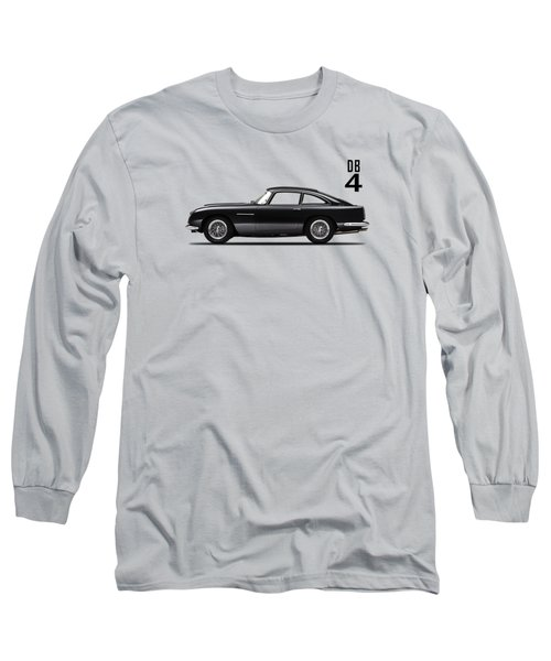Aston Martin Db4 Long Sleeve T-Shirt