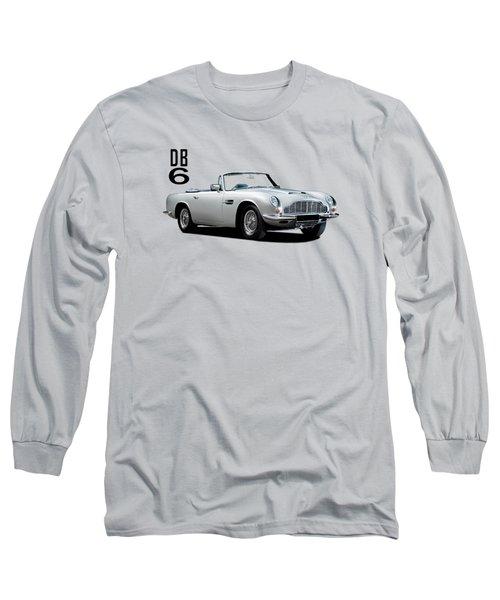 Aston Martin Db6 Long Sleeve T-Shirt