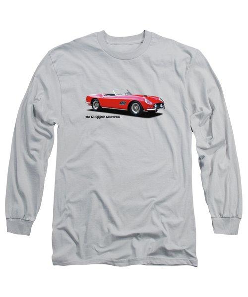 Ferrari 250 Gt 1959 Long Sleeve T-Shirt