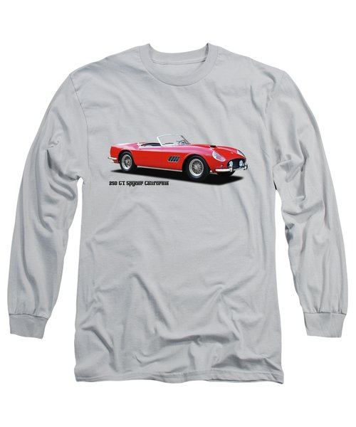 Ferrari 250 Gt 1959 Long Sleeve T-Shirt