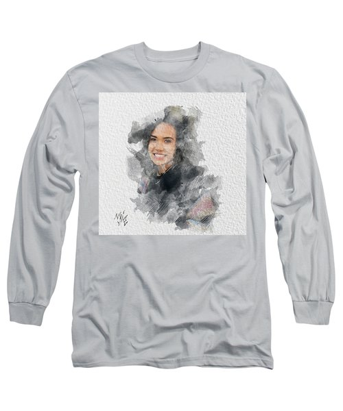 Asiah Long Sleeve T-Shirt