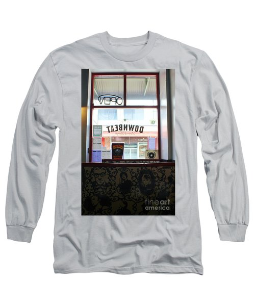 Long Sleeve T-Shirt featuring the photograph At Lunch by Craig Wood