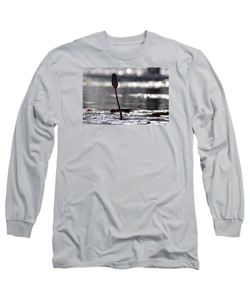 Long Sleeve T-Shirt featuring the photograph At Rabin Square, Tel Aviv by Dubi Roman