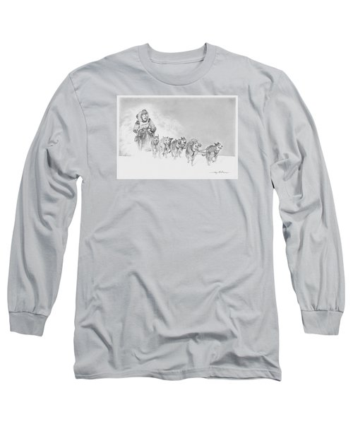 At The Races Long Sleeve T-Shirt