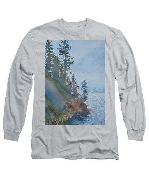At The Water's Edge Long Sleeve T-Shirt