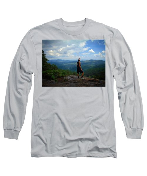 Appalachian Trail - Views Long Sleeve T-Shirt