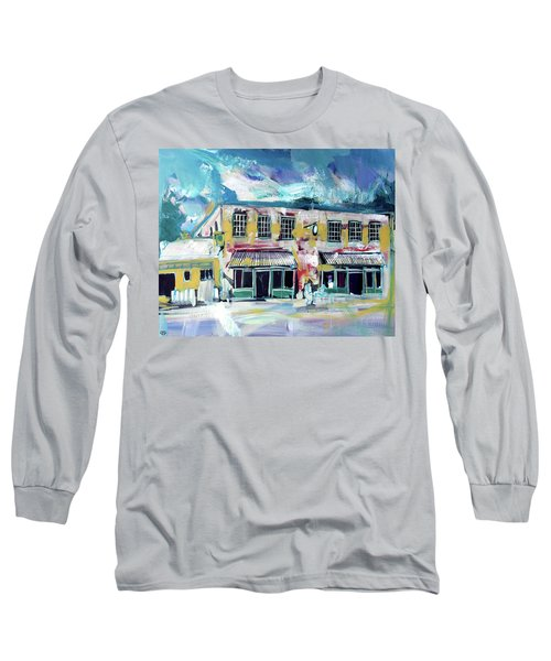 Athens Ga The Grit Long Sleeve T-Shirt