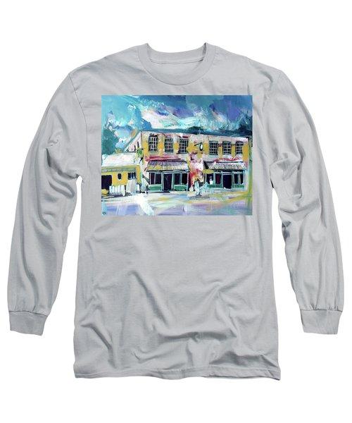 Athens Ga The Grit Long Sleeve T-Shirt