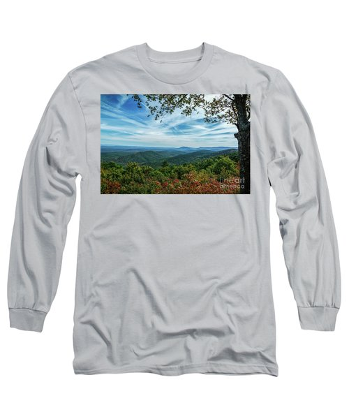 Atop The Mountain Long Sleeve T-Shirt