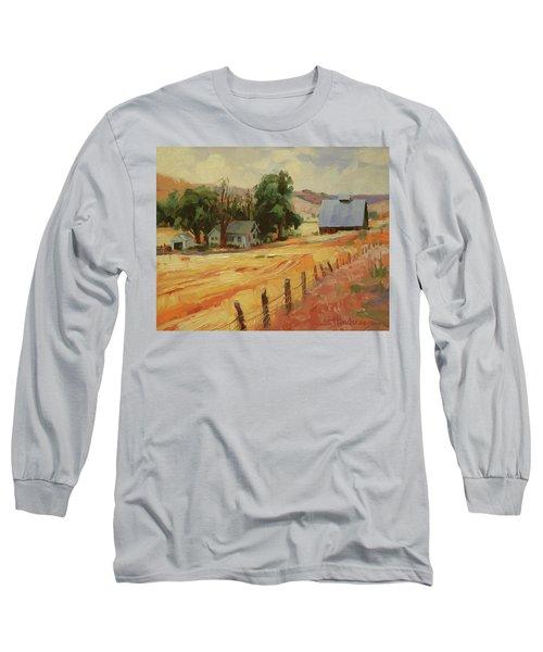 August Long Sleeve T-Shirt