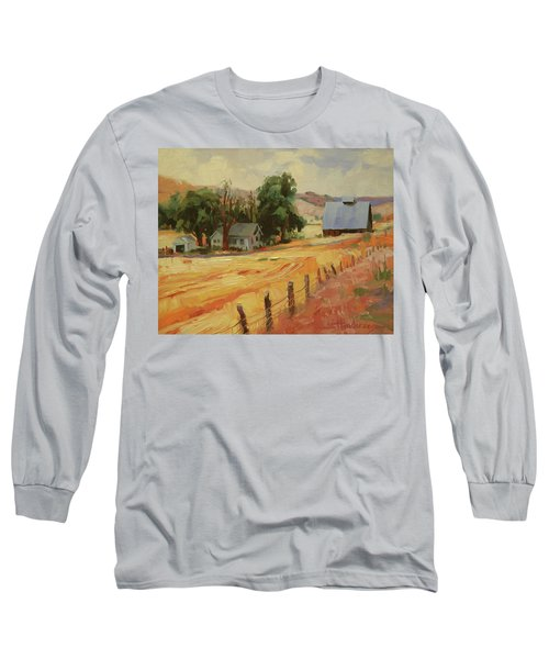 August Long Sleeve T-Shirt