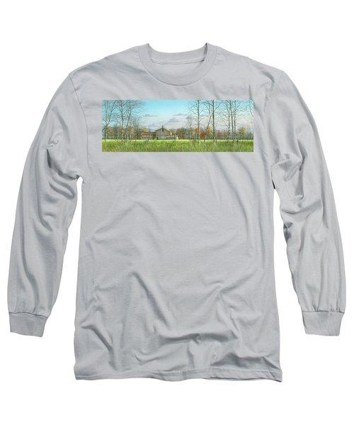 Autumn Changes Long Sleeve T-Shirt