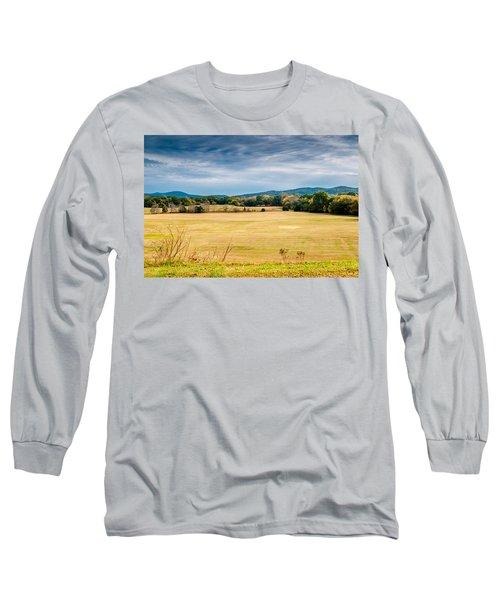 Autumn Field Long Sleeve T-Shirt