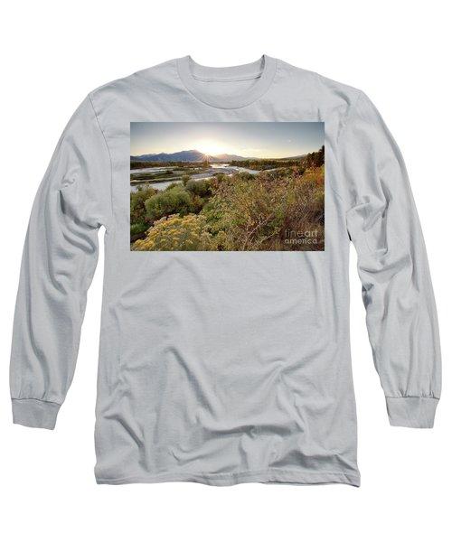Autumn On The South Fork Long Sleeve T-Shirt