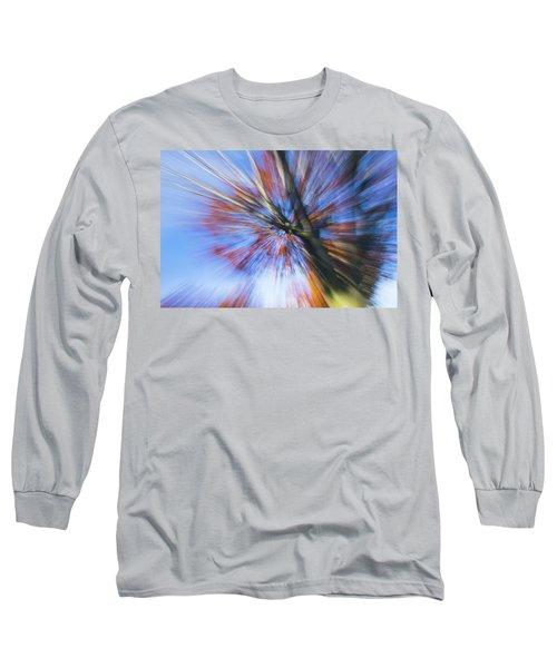 Autumn Splash Long Sleeve T-Shirt