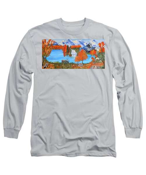 Autumn Splendor Long Sleeve T-Shirt
