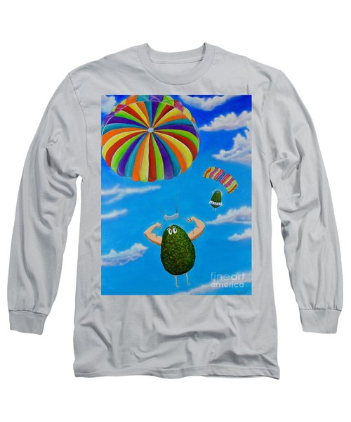 Avocado's From Heaven Long Sleeve T-Shirt