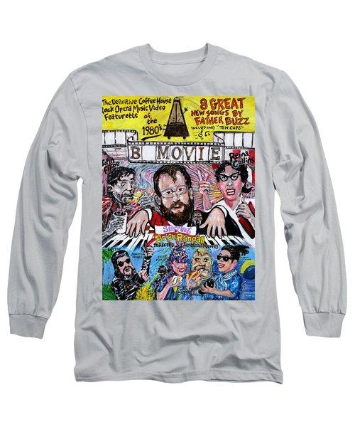 B Movie Long Sleeve T-Shirt