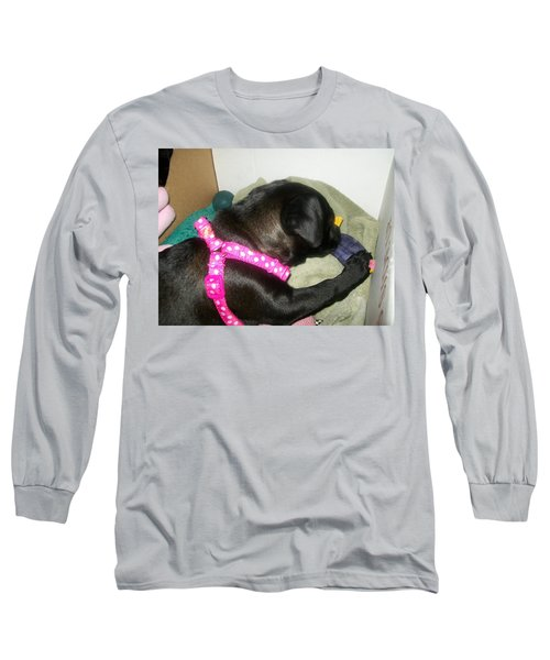 Baby Bella Long Sleeve T-Shirt by Jewel Hengen