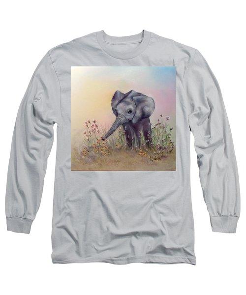 Baby Ellie  Long Sleeve T-Shirt