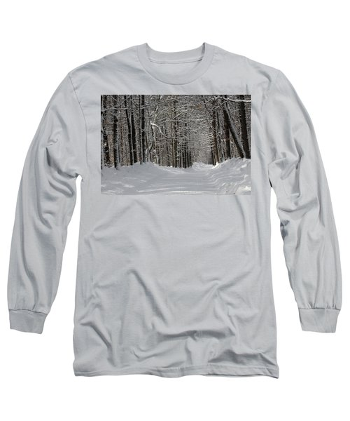 Back Rd Nh Long Sleeve T-Shirt